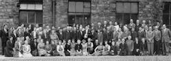 Barraclough workers 1957