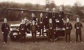 Mirfield's New Fire Engine 1930s