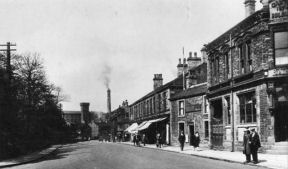 Mirfield around 1920-30