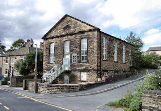 Methodist Chapel, Nab Lane