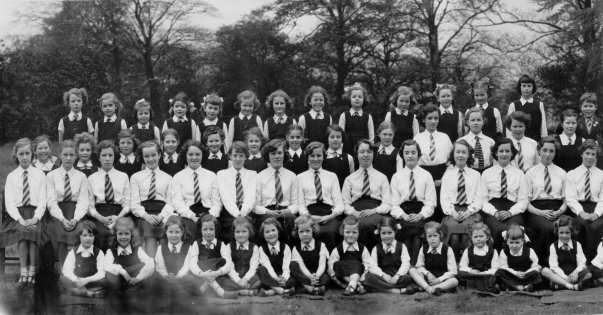 Marleborough School 1952 left