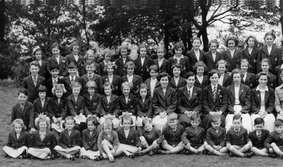 Marleborough School 1954 left