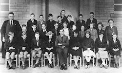 Mirfield Modern School 1953