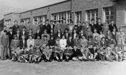 Mirfield Modern School 1955