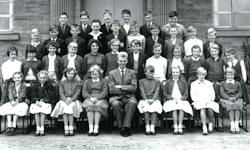 Mirfield Modern School 1954