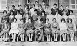 Mirfield Modern School Photo 1961