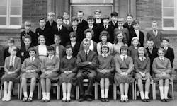 Mirfield Modern School Form 2s Photo 1963