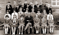 Mirfield Modern School Photo 1966