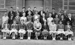 Mirfield Modern School 1960-62