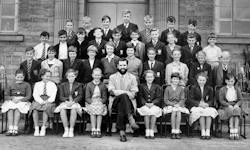 Mirfield Modern School 1961-63