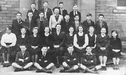Mirfield Modern School Form 2A Photo 1951