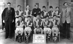 Football League Champions 1952-53